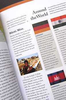 Image of magazine page