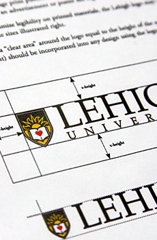 Lehigh logo guidelines