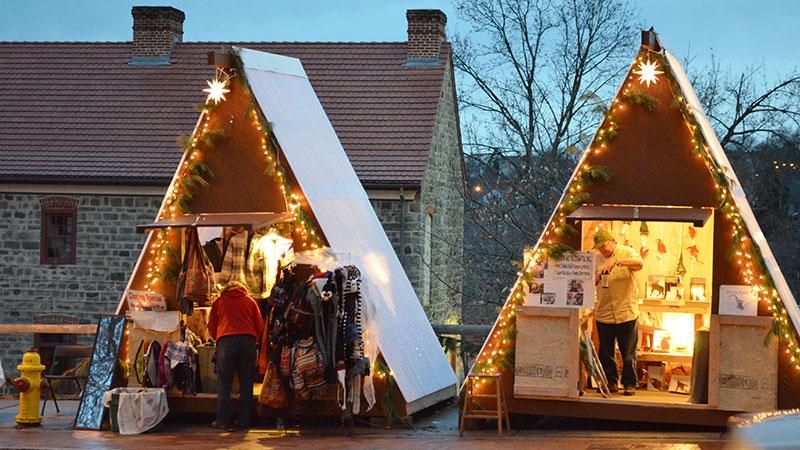 Bethlehem's Christmas City Village