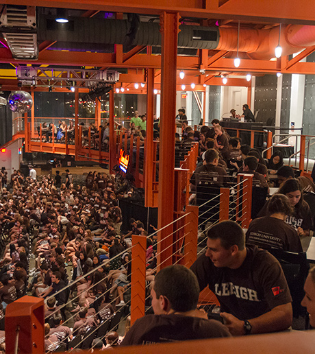 Photo of an event at the Bethlehem Steelstacks