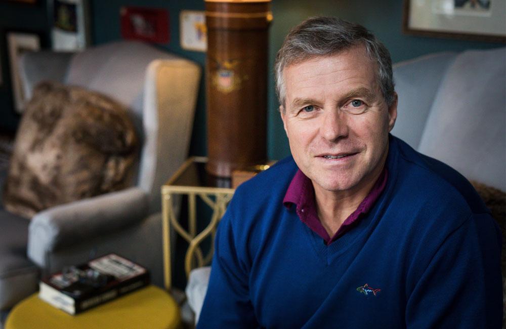 Former congressman and alum Charlie Dent '93G