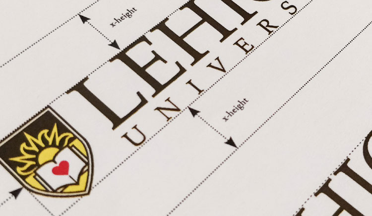 The Lehigh University logo