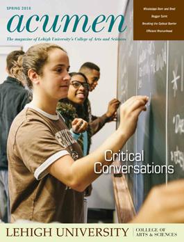 Acumen Cover Spring 2016