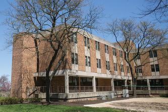 Centennial II Complex Exterior