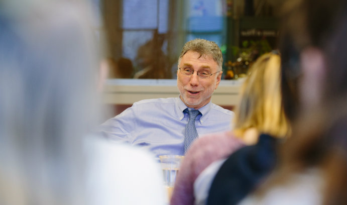 Marty Baron Press Must Hold Powerful Institutions