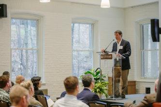 Dan Lopresti introduces Data X Symposium