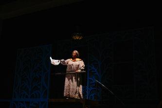 Kashi Johnson as Aunt Ester in Gem of the Ocean