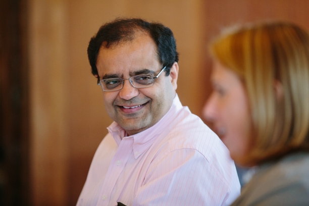 Sanjay Shah '89