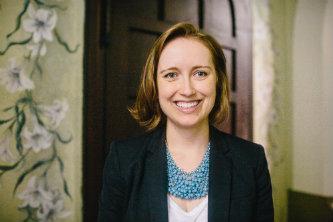 Lehigh professor Jenna Lay