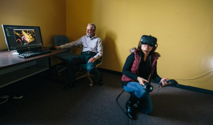Lehigh has virtual reality pilot project