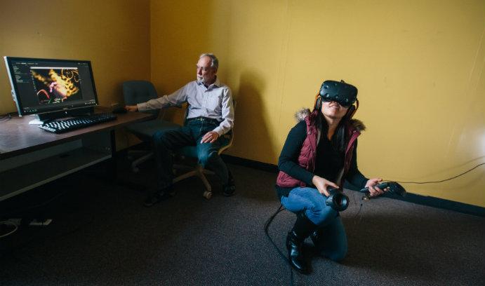 Lehigh has virtual reality pilot project