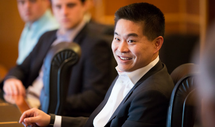 IEX CEO Brad Katsuyama Speaks at Lehigh
