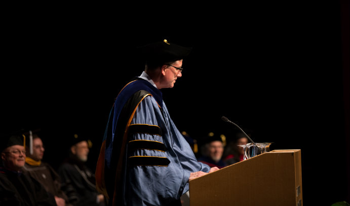 Lehigh holds honors convocation