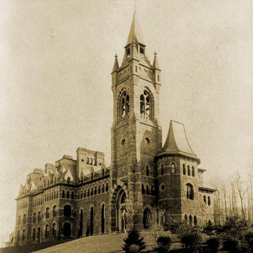 Packer Hall