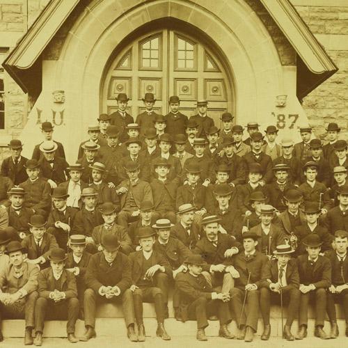 Lehigh's class of 1887