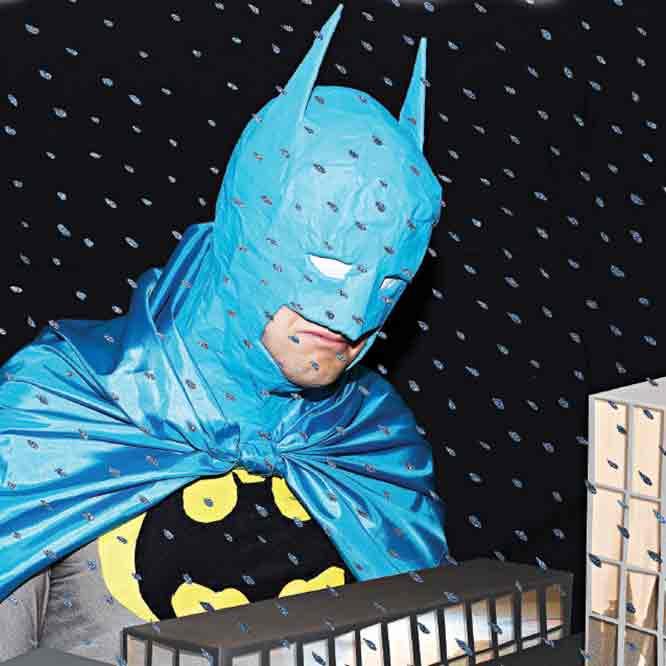 Batman illustration