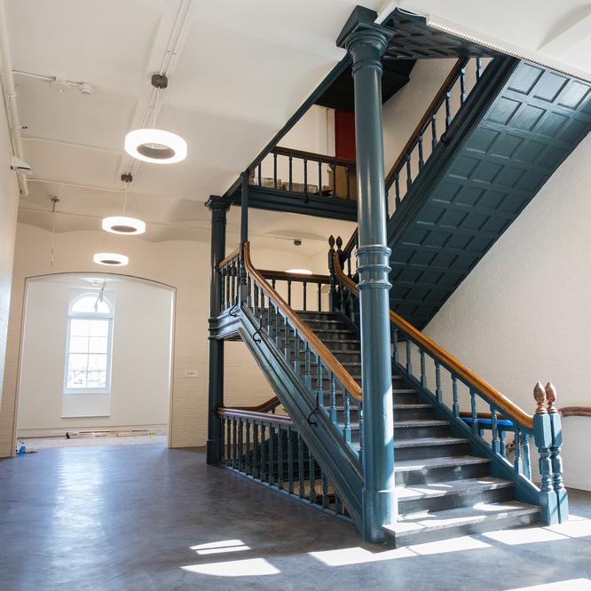Chandler Ullman Staircase