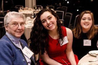 donor scholarship dinner