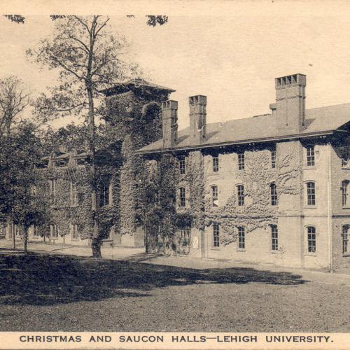 Christmas and Saucon Halls