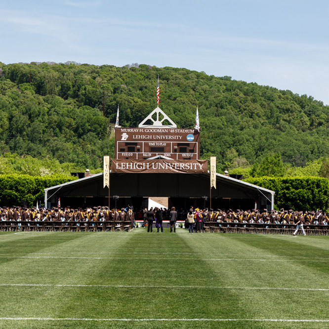 Goodman Stadium Commencement