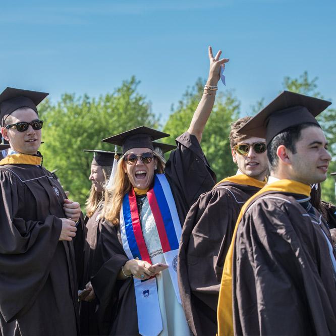 Lehigh 2018 Graduates