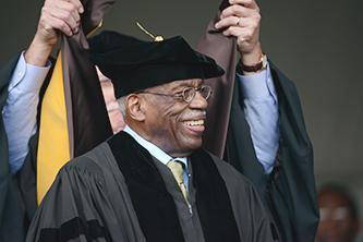 Costel Denson '56, Lehigh's first African-American graduate