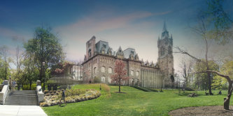 The University Center project, which will be designed by Shepley Bullfinch Architects of Boston, Massachusetts, will include renovation of the original 1868 building, known as Packer Hall, the demolition of the 1958 addition, and the design of a new addit