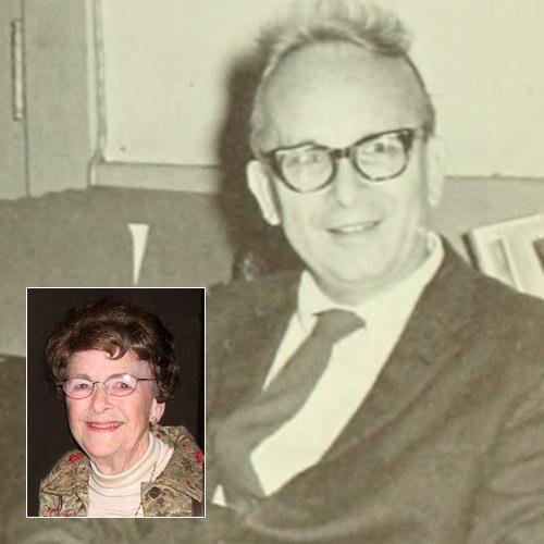 Roy and Alice Eckardt