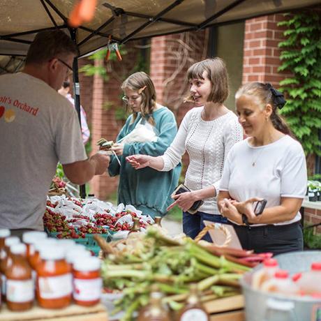 Lehigh University Farmers Market