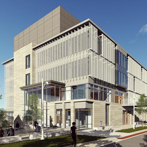 HST building