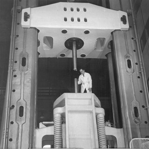 Fritz Testing Machine