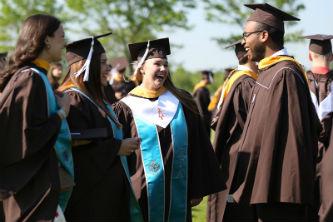 Class of 2014 graduates