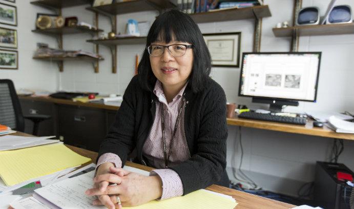Professor Helen Chan