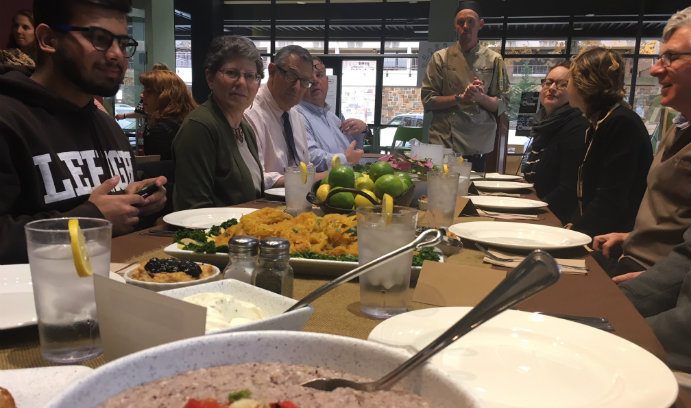 Lehigh signs Real Food Campus Commitment