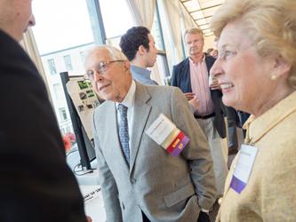 John M. Thalheimer '55 and Joan F. Thalheimer
