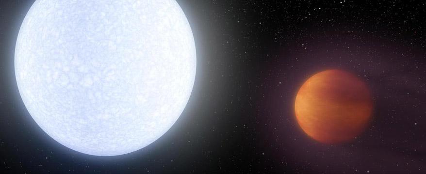KELT exoplanet
