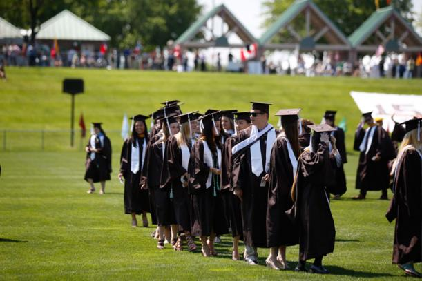 The graduates of the Class of 2016 pursued 70 different majors during their time at Lehigh.