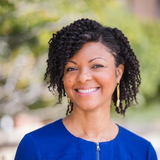 Terry-Ann Jones, Director of Africana Studies