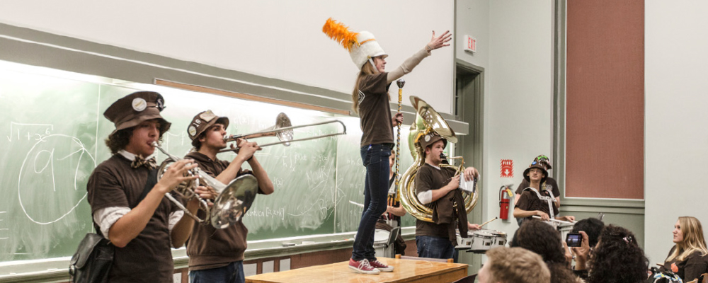 Lehigh Eco-Flame - Marching 97