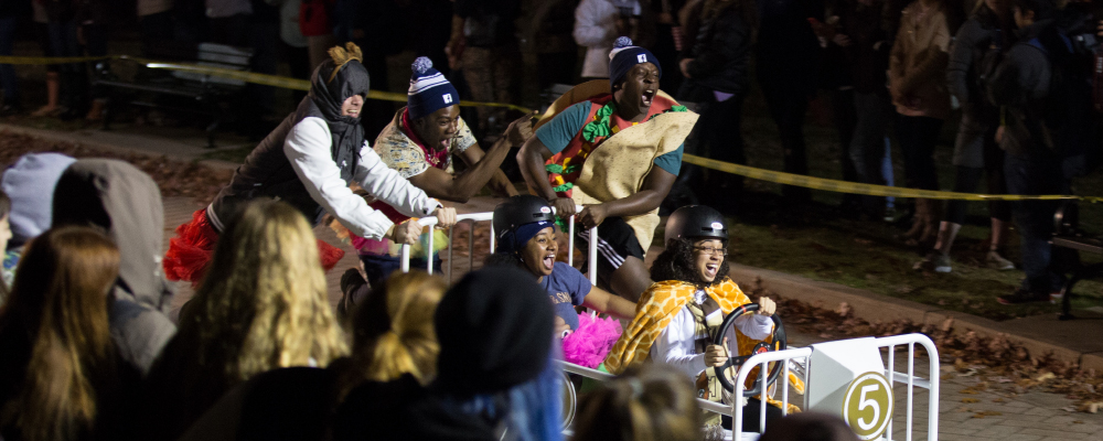 Lehigh Bed Races