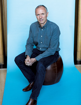 Tom Gillis is working to strengthen ties between Lehigh and Silicon Valley.