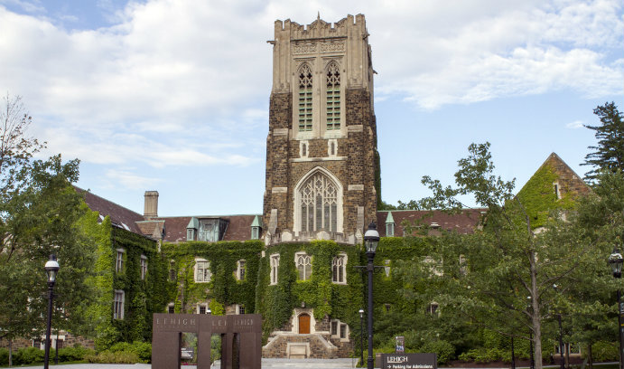 Lehigh University's Alumni Memorial Building