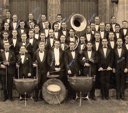Lehigh band