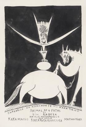 Animal de Cuatro Patas, c.1954