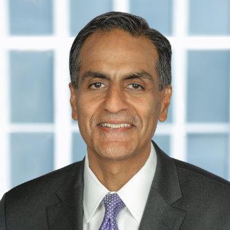 Lehigh University trustee Richard Verma
