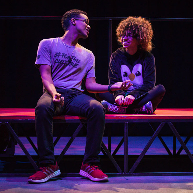 Lehigh Hip-Hop Theatre - Act Like You Know