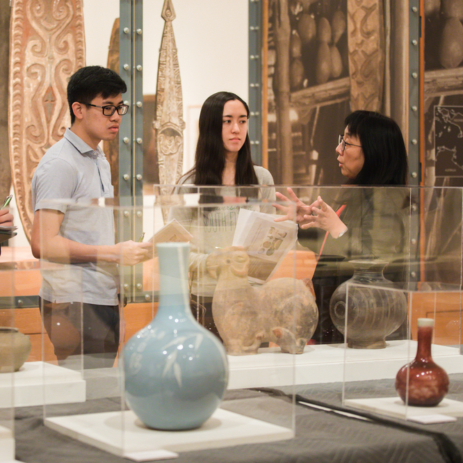 Lehigh Art Gallery's Chinese Ceramics Collection