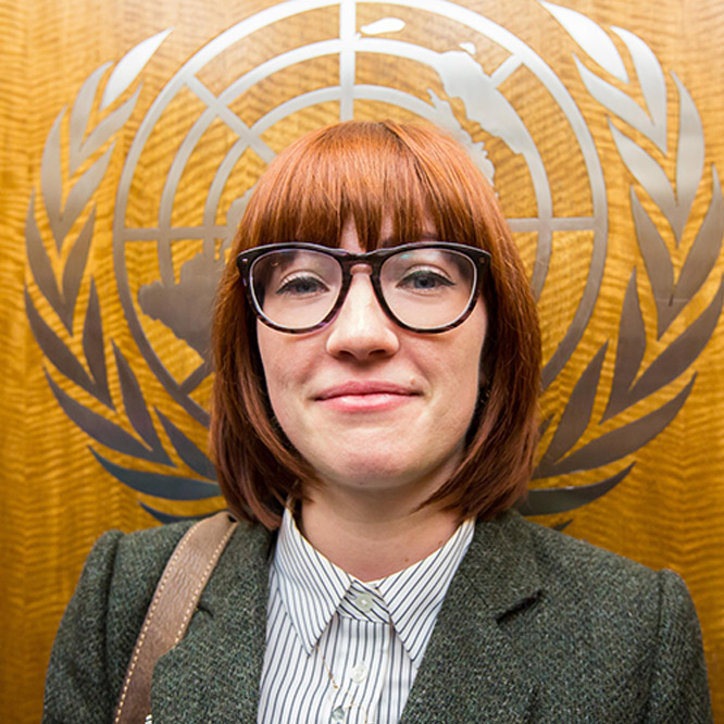Student at United Nations