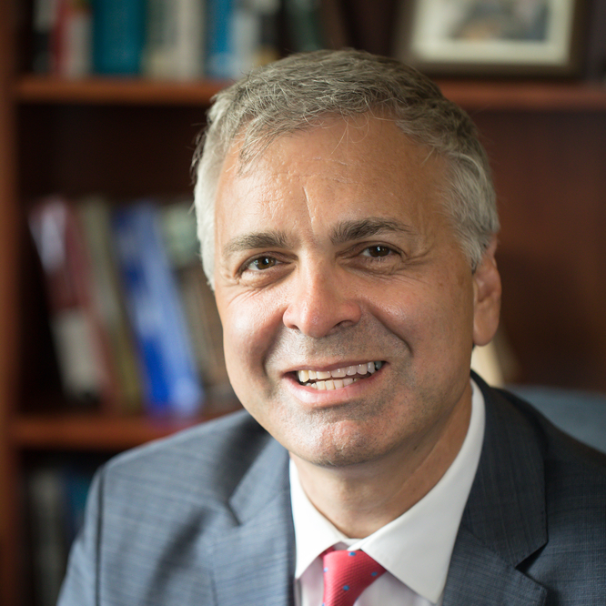 William Gaudelli, dean for Lehigh University's College of Education