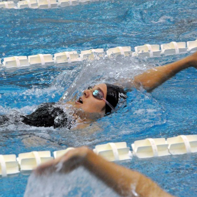 Lehigh University Swimming Team